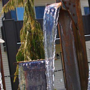 Community Water Fountain